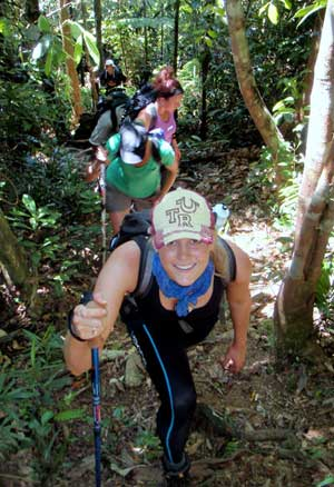 Hiking the Atherton Tablelands, North Queensland