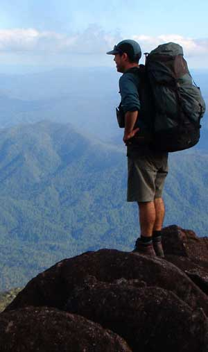 Bartle Frere - Queensland's tallest mountain