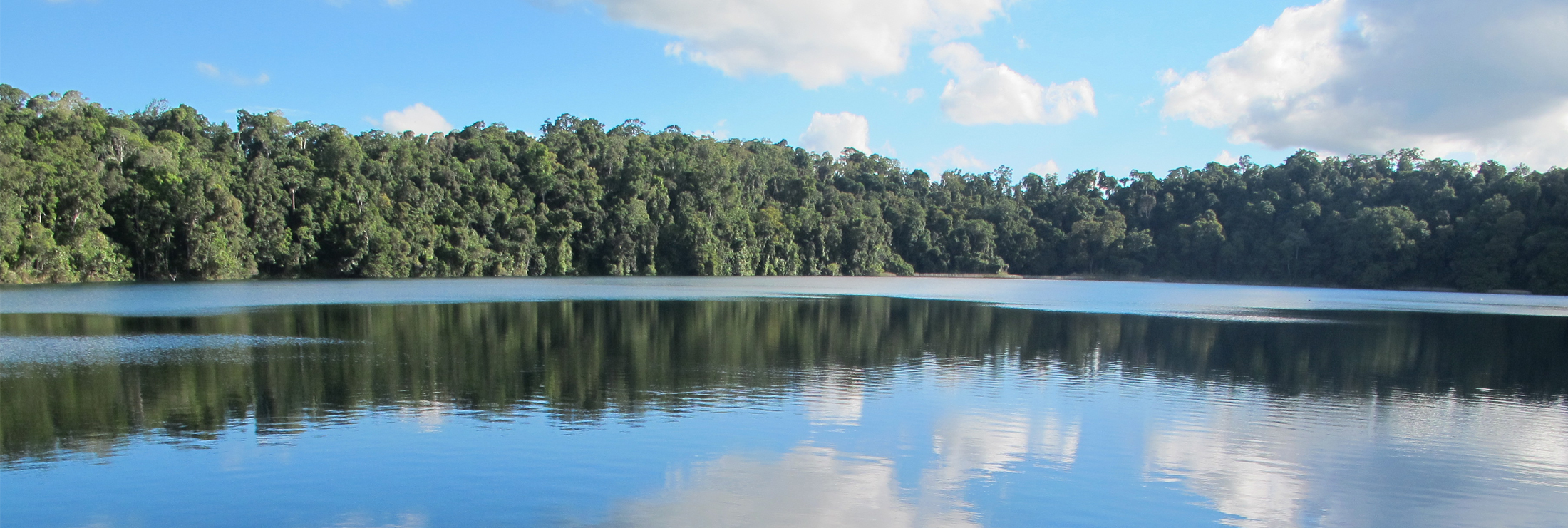 Stunning Lake Eacham