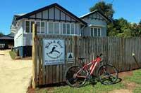 Bike & Bird Accommodation
