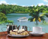 Lake Barrine Tea House, Restaurant and Cottage Accommodation