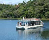 Lake Barrine Tea House, Restaurant and Cottage Accomodation
